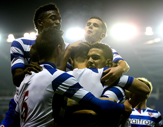 Reading U18 players celebrate (Getty Images)