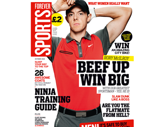 Rory McIlroy Forever Sports cover ()