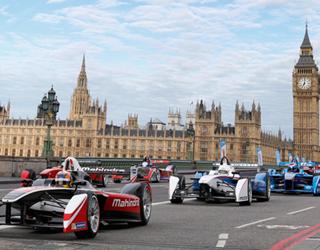Formula E in London 2 (Formula E)