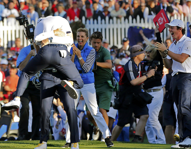 Ryder Cup (Getty)