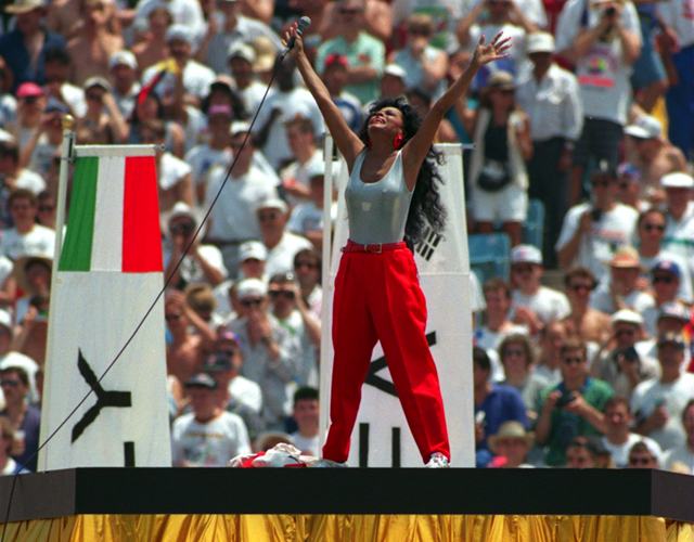 Diana Ross | Opening Ceremony (Getty Sport)