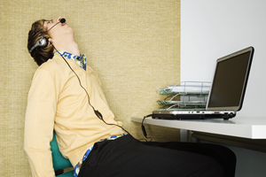 Learn to sleep like a pro (Thinkstock)