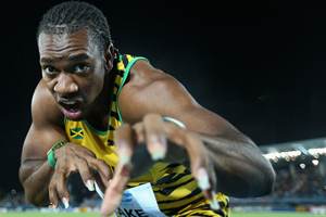 Yohan Blake | The Beast (Getty | Christian Petersen)